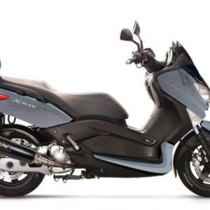 ESCAPES YAMAHA YASUNI - Escape homologado Yasuni 4T Silenc. Black Carbon Yamaha X-Max 250 TUB355BC -
