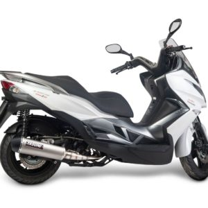 Escapes Yasuni - Escape homologado Yasuni 4T Silenc. Titanio Kawasaki J125 -