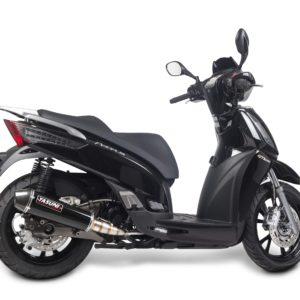 Escapes Yasuni - Escape homologado Yasuni 4T Silenc. Black Carbon Kymco People 125 -