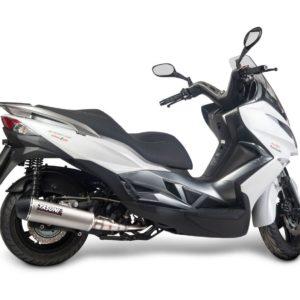 Escapes Yasuni - Escape homologado Yasuni 4T Silenc. Titanio Kawasaki J300 -