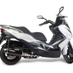 Escapes Yasuni - Escape homologado Yasuni 4T Silenc. Black Carbon Kawasaki J300 -