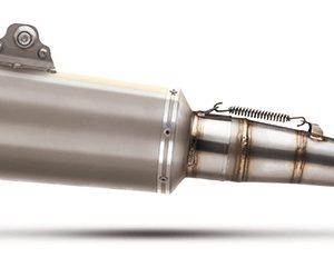 Escapes Yasuni - Escape homologado Yasuni 4T Silenc. Titanio Honda Dylan 125-150 TUB651 -