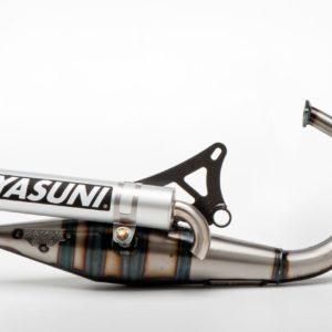 ESCAPES APRILIA YASUNI - Escape homologado 2T Yasuni Z Silenc. Alu. Aprilia SR / Yamaha Bw / MBK Booster -