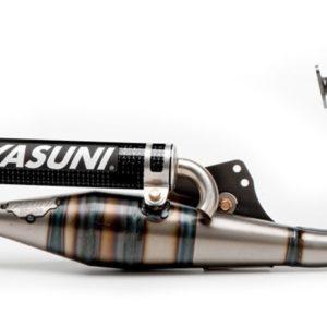 ESCAPES PEUGEOT YASUNI - Escape homologado 2T Yasuni Z Silenc. Carbono Peugeot Buxy/Speedake/Speedfight/Trekker/Zenith/S