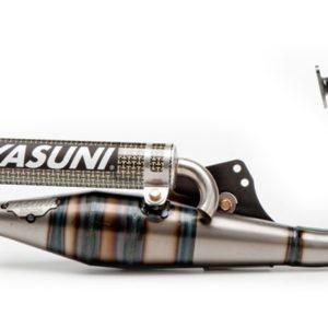 ESCAPES PEUGEOT YASUNI - Escape homologado 2T Yasuni Z Silenc. Carbono Kevlr Peugeot Buxy/Speedake/Speedfight/Trekker/Ze