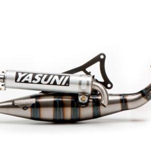 ESCAPES APRILIA YASUNI - Escape homologado 2T Yasuni R Silenc. Alu. Aprilia SR , Rally / Benelli K2 -