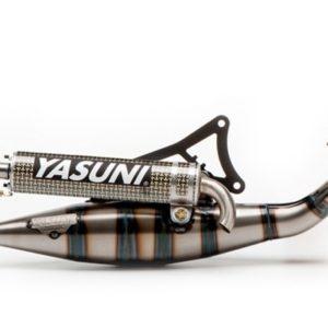 ESCAPES APRILIA YASUNI - Escape homologado 2T Yasuni R Silenc. Carbono Kevlar Aprilia SR , Rally / Benelli K2 -
