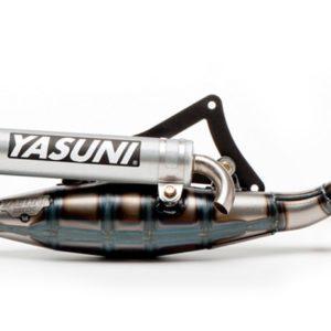 ESCAPES PEUGEOT YASUNI - Escape homologado 2T Yasuni R Silenc. Alu. Peugeot C-Tech, Ludix Air Cooled, Vivacity -