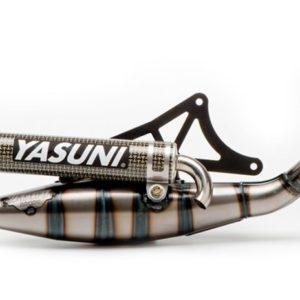 ESCAPES PIAGGIO YASUNI - Escape homologado 2T Yasuni R Silenc. Carbono Kevlar Gilera Runner, Stalker / Piaggio NRG, NTT,