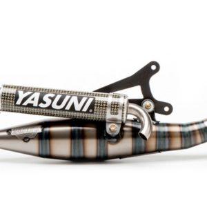 Escapes Yasuni - Escape homologado 2T Yasuni Carrera 16/07 Silenc. Carbono Kevlar MBK Nitro, Evolis, Fizz / Beta ARK -