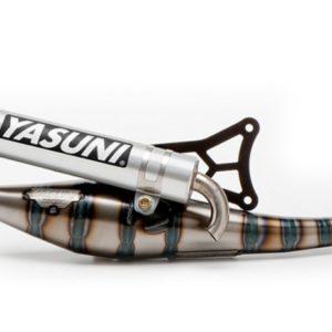 MINARELLI - Escape competición 2T Yasuni Carrera 21 Silenc. Alu. Minarelli Horizontal -