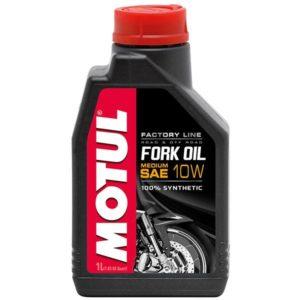 MOTUL - Aceite de Horquilla Motul 10W Factory Line Medium 1L -