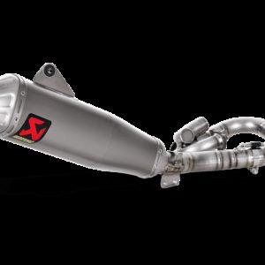 AKRAPOVIC - Escape Akrapovic Evolution Line Yamaha YZ 450 F / WR 450 F -
