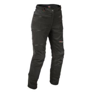 PANTALONES DE CORDURA DAINESE - Pantalón Dainese Sherman Pro Mujer D-Dry Negro -