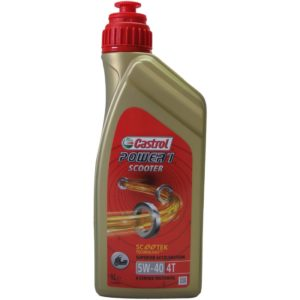 CASTROL - Aceite Castrol Power1 Scooter 4t 5w40 -