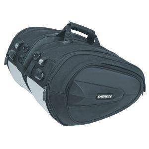 - Alforjas Dainese D-Saddle Motorcycle Bag -