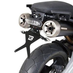 PORTAMATRICULAS - Portamatrículas Yamaha MT-03 YMT6104-BN Barracuda -