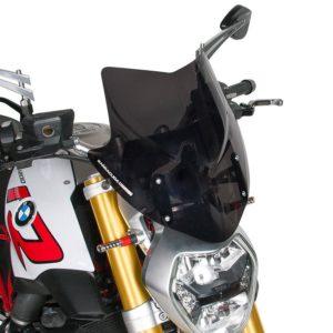CÚPULAS - CÚPULA BARRACUDA AEROSPORT BMW R-NINET / PURE / SCRAMBLER / URBAN GS / RACER -