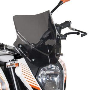 CÚPULAS - CÚPULA BARRACUDA AEROSPORT KTM DUKE 390 -