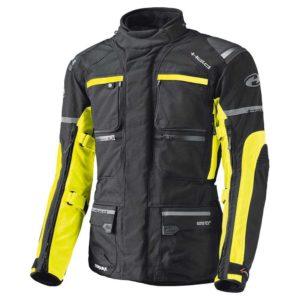 HOMBRE - Chaqueta Held Gore Tex Carese II negro amarillo fluorescente -