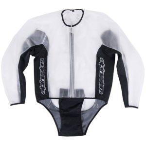 IMPERMEABLES PARA MOTO - Chaqueta Alpinestars Racing Rain Lluvia -