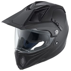 ENDURO - Casco Held Makan Negro Mate -