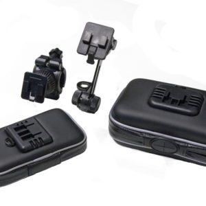 SOPORTES MOVIL Y GPS - SOPORTE SHAD SMARTHONE 4,3 RETROVISOR -