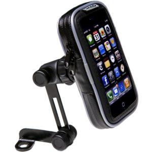 SOPORTES MOVIL Y GPS - SOPORTE SHAD SMARTPHONE 3,8 RETROVISOR -