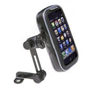 SOPORTES MOVIL Y GPS - SOPORTE SHAD SMARTPHONE 5,5- RETROVISOR -