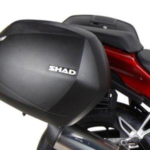 MALETAS SHAD - SOPORTE / FIJACIONES SHAD LATERALES DE MALETA 3P SYSTEM HONDA CB500F/CBR500R 2014 -