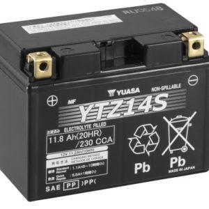 YUASA - Batería Yuasa YTZ14-S Precargada -