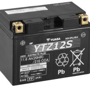 YUASA - Batería Yuasa YTZ12-S Precargada -
