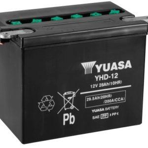YUASA - batería Yuasa YHD-12H -