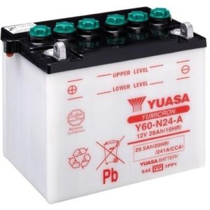 YUASA - Batería Yuasa Y60N24-A -