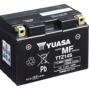 YUASA - Batería Yuasa TTZ14-S Sin Mantenimiento -