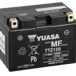 YUASA - Batería Yuasa TTZ12-S Sin Mantenimiento -