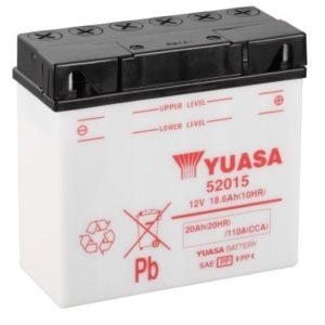 YUASA - Batería Yuasa 52015 -