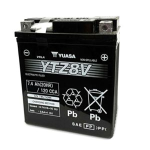 YUASA - Batería Yuasa YTZ8-V Precargada -