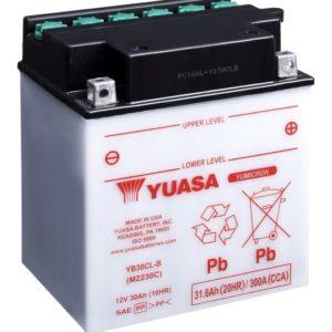YUASA - Batería Yuasa YB30CL-B -