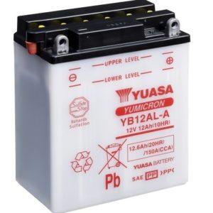 YUASA - Batería Yuasa YB12AL-A -