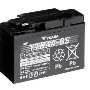 YUASA - Batería Yuasa YTR4A-BS Sin Mantenimiento -