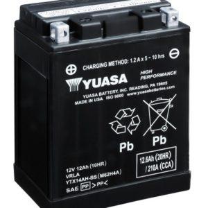 YUASA - Batería Yuasa YTX14AH-BS High Performance -