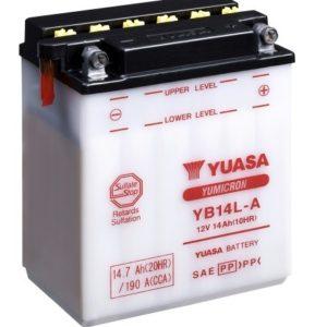 YUASA - Batería Yuasa YB14L-A -