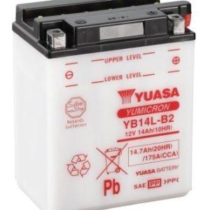 YUASA - Batería Yuasa YB14L-B2 -