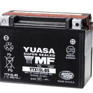 YUASA - Batería Yuasa YTX15L-BS Sin Mantenimiento -
