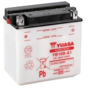 YUASA - Batería Yuasa YB16B-A1 -