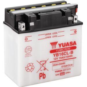 YUASA - Batería Yuasa YB16CL-B Combipack -