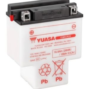 YUASA - Batería Yuasa HYB16A-AB -