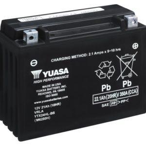 YUASA - Batería Yuasa YTX24HL-BS High Performance -