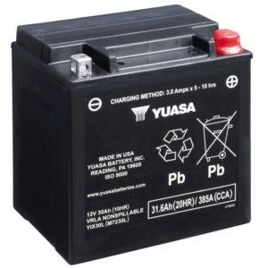 YUASA - Batería Yuasa YIX30L Precargada -